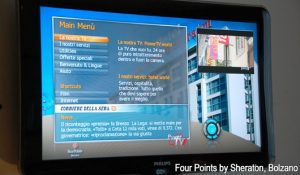 tv interattiva bolzano