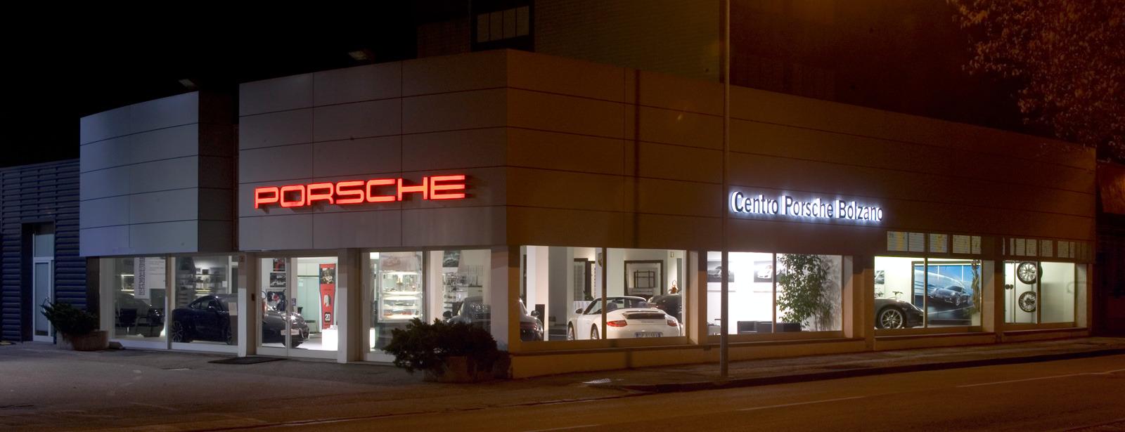 Centro Porsche Bolzano